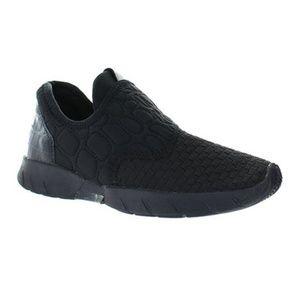 BERNIE MEV Women's Sneakers Black Razer 7 NEW BOX